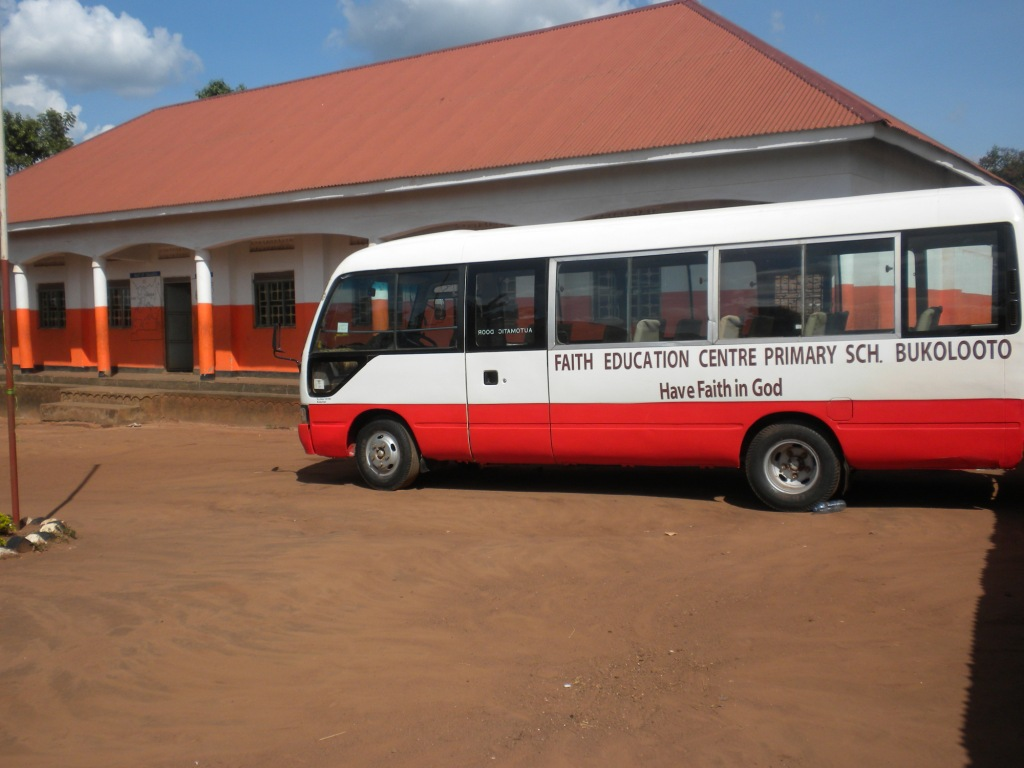 Faith Education Centre Primary School Van